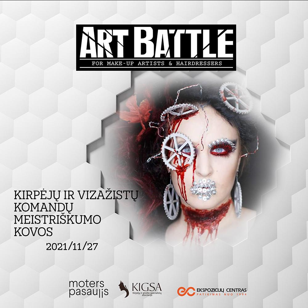 ART BATTLE 2021
